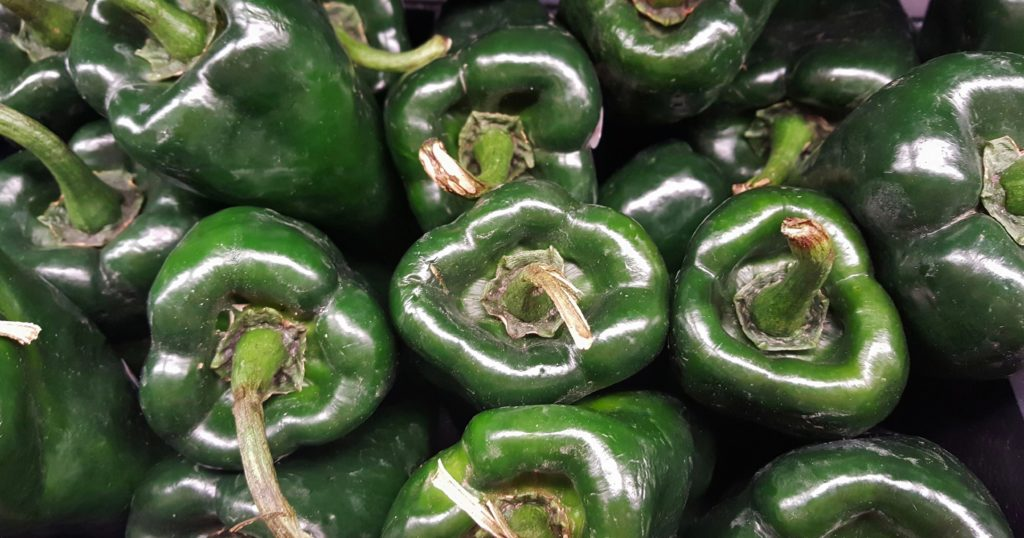 chile poblano